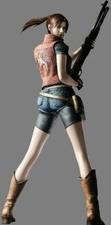 Claire Redfield (Sheva Alomar)