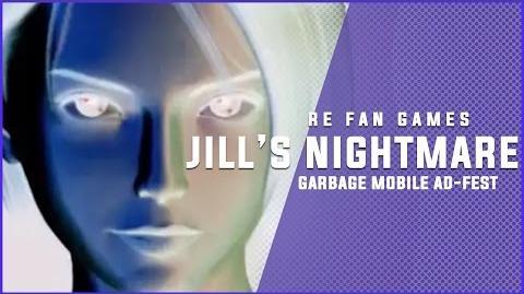 Resident Evil Fangames Jill's Nightmare
