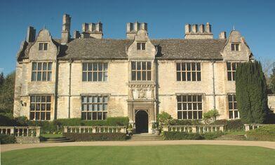 Yarnton Manor east