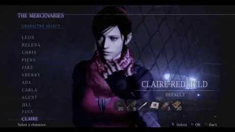 RE6 Jill, Claire and more