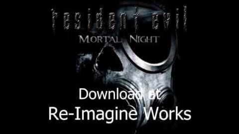 Resident Evil - Mortal Night (Fan Game) Reveal