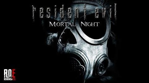 RESIDENT EVIL 2 Mortal Night Fan Game GAMEPLAY