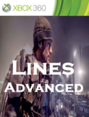 Portada Xbox 360 Lines Advanced