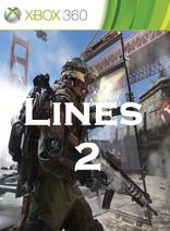 Portada Xbox 360 Lines 2