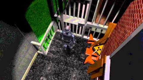 Resident evil 2 mod teaser