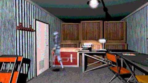 Resident Evil Urban Chaos beta gameplay (Warehouse)