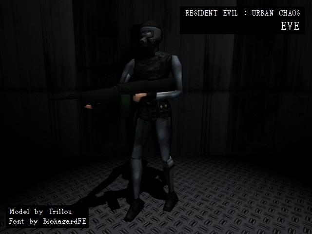 Resident Evil: Urban Chaos | Resident Evil Mods Wiki