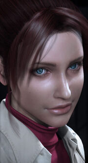 RED Claire Redfield