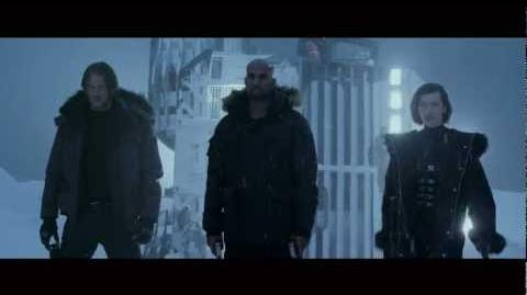 Resident Evil Retribution - Clip 2 - It Will Be Enough