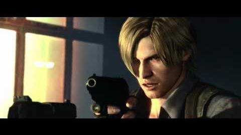 Resident Evil 6 - trailer z E3 2012