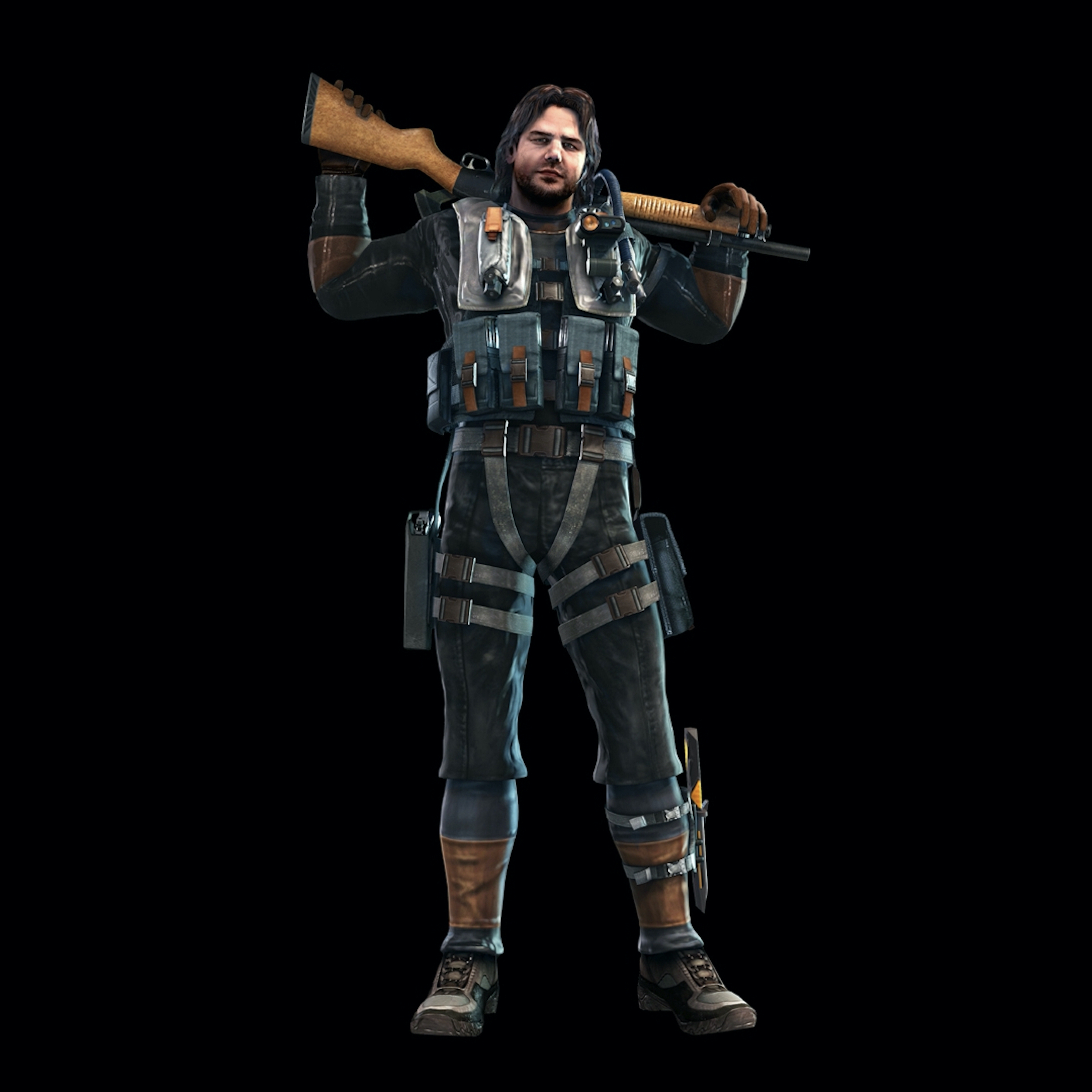 Jacob Redfield Resident Evil OutBrake and OutBrake File - 2