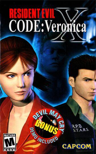 File:RESIDENT EVIL CODE Veronica X REMAKE STARRING JL.jpg