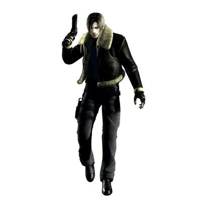 Jacob Redfield Resident Evil 4