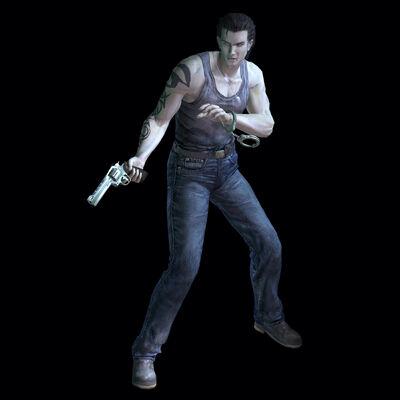 Jacob Redfield Resident Evil 0