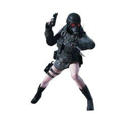 File:Kagome Higurashi from Resident Evil 2 Remake.jpg