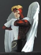 Red Angel bust