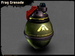 Splittergranate