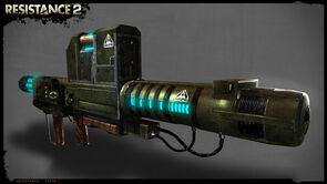 SRPA MP-47 Impulskanone