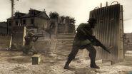 Resistance British Soldiers in combat