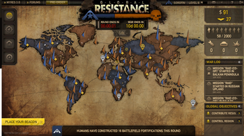 Global Resistance Map