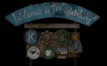 Wrightsburg sign