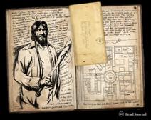 Mick Cutler Journal