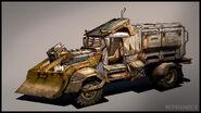 R3 Warden Truck by Collin Geller