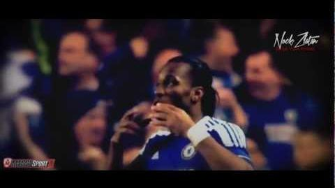 """CHELSEA F.C. """"THE REWARD OF THEIR EFFORTS"""" UCL 2008-2012"""