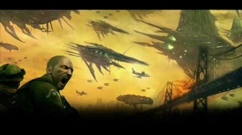 Resistance 2 Soundtrack Boris Salchow - The Collapse Chicxulub Ending