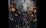 Leviathan face