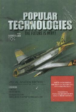 Popular Technologies