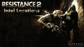 Resistance 2 All Intel Locations