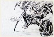 Roller Sketch