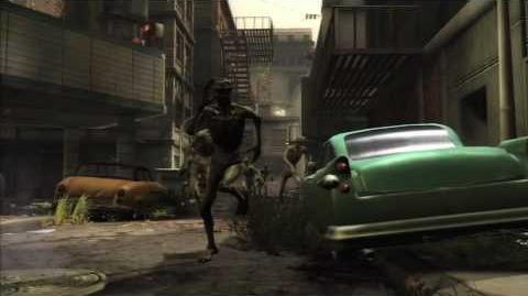 Resistance 2 E3 2008 (Game Trailer)