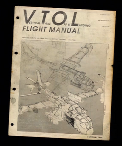 VTOL Flight Manual