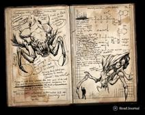 Widowmaker Journal