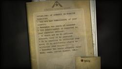 York intel guidelines