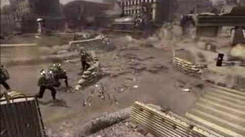 Resistance FOM PlayStation 3 Tech Demo
