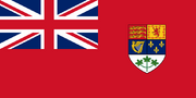 Canadian Red Ensign 1921-1957 svg