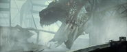Kraken Corpse Being Eaten