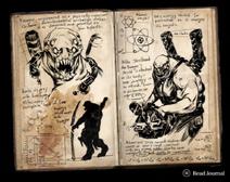 Ravager Journal