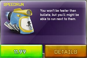 Speedrun View