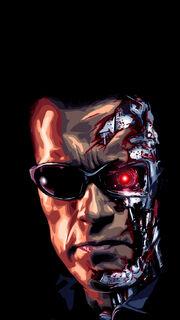 Terminator-Face