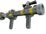 Scoped Rocket Launcher