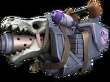 Post-Heavy Skull