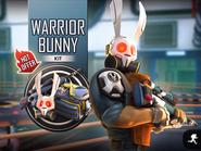Warrior Bunny Kit