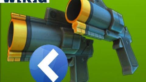 Respawnables - Dual Grenade Pistols