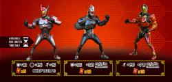 Hero Armors