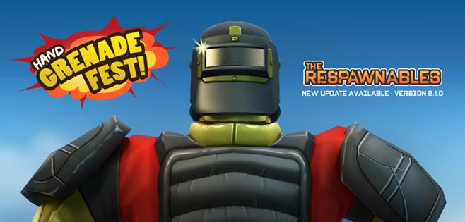 Grenade Update