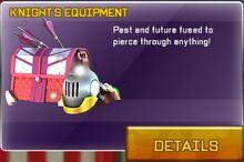 Knight's Equipment